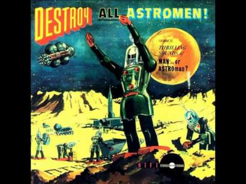 Man Or Astro-man - Bermuda Triangle Shorts