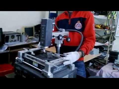Testing & Repairing Tools for Laptop Chip Level Repairing Course LCIIT Institute Delhi India