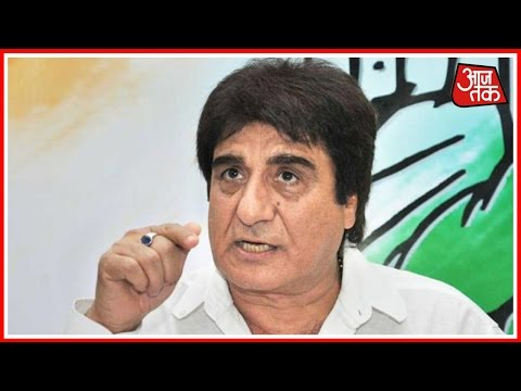 Raj Babbar To Spearhead Congress In UP Ahead Of The Assembly Polls