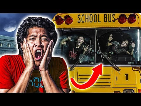 Escape the School Bus : The Hacker's Challenge! Chad Wild Clay and Vy Qwaint