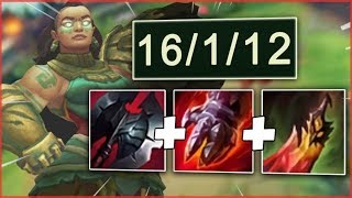 Oh no TANK META is back... *Laughs in Illaoi* 😈😈 Destroy all of the tanks with Illaoi!