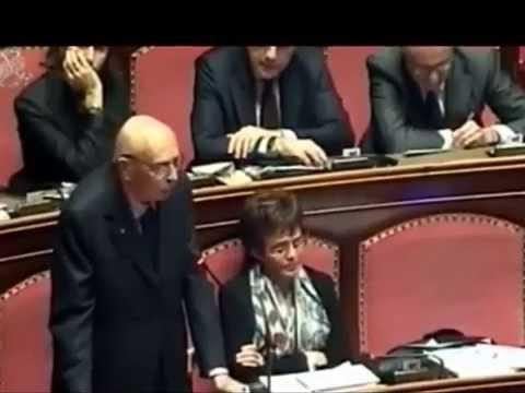 Nuovo Ordine Mondiale  Giorgio Napolitano