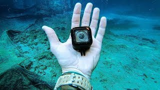 Found GoPro While Exploring Underwater in the River! (Lost Footage Found)