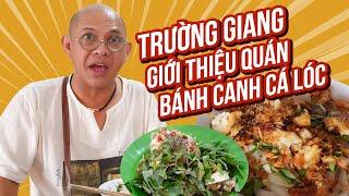 Food For Good #476: Quán bánh canh 1 ngày bán 100 kí đầu cá mà Trường Giang mê ở đâu?