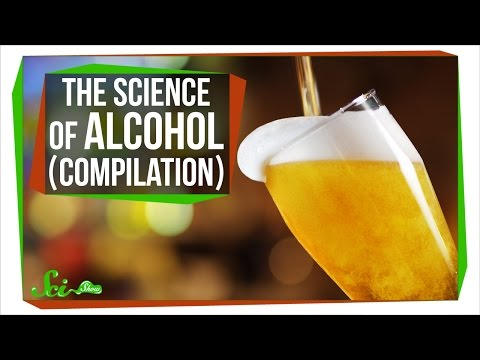 Cheers to the Science of Booze