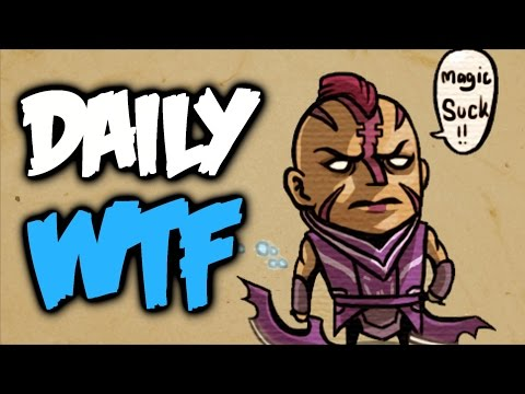 Dota 2 Daily WTF - oh men not again
