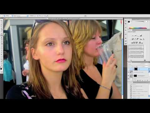 extreme retouche photoshop cs4 mandy makeovers