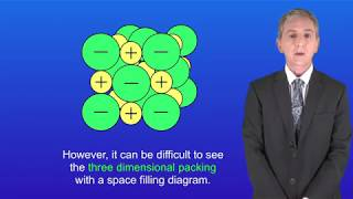 GCSE Science Chemistry (9-1) Limitations of Bonding Diagrams