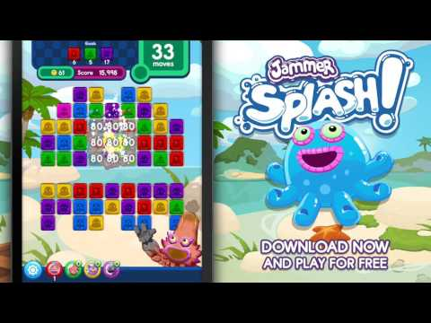 Jammer Splash APK Cover