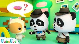 Bayi Panda Kiki & Miumiu Menjadi Detektif Kecil | Lagu Anak-anak | Bahasa Indonesia | BabyBus