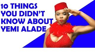10 Things You Didn't Know About Yemi Alade