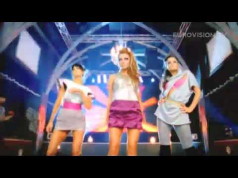 The Balkan Girls (Romania Eurovision)