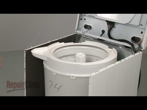 Outer Tub Cover - Frigidaire Washer: Top-Loading