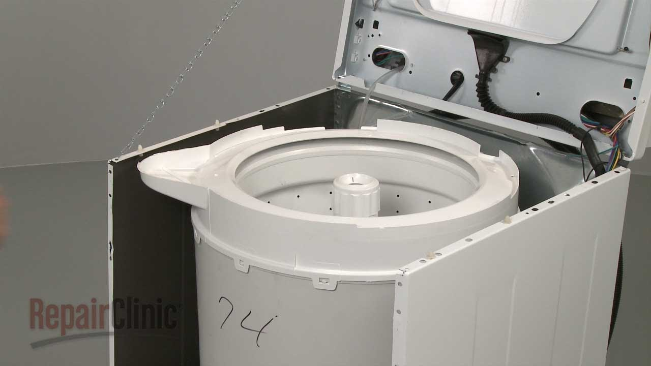 Outer Tub Cover Replacement Part 131551103 Frigidaire