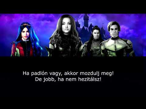 Descendants 3 - Good To Be Bad (hungarian/magyar)
