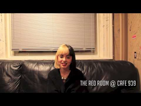 Artist interview with Melanie Martinez at The Red Room @ Cafe 939