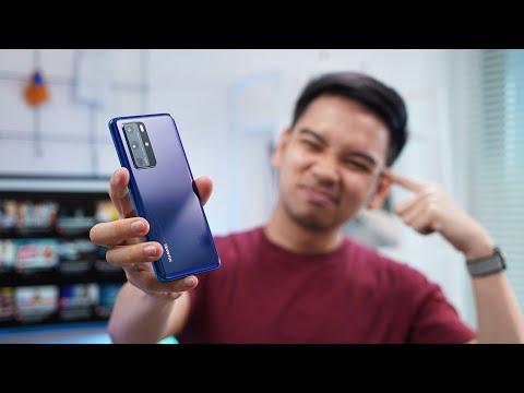 Huawei P40 Pro - HP yang pengen banget saya rekomenin...