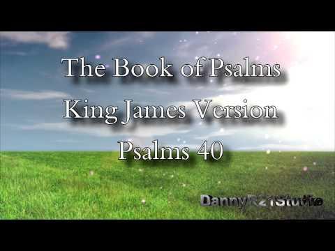 Psalms 40 King James Version
