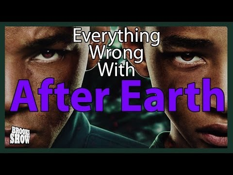 Everything Wrong With After Earth In 5 Minutes Or Less