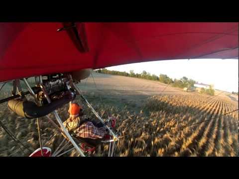 Flying the Quicksilver Ultralight