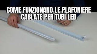 Plafoniere Led 60x60 : Comparazione plafoniere a led vs neon petingros