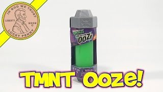 Mutagen OOZE Teenage Mutant Ninja Turtles Green Slime YouTube Toy Video Reviews For Kids Toysreview