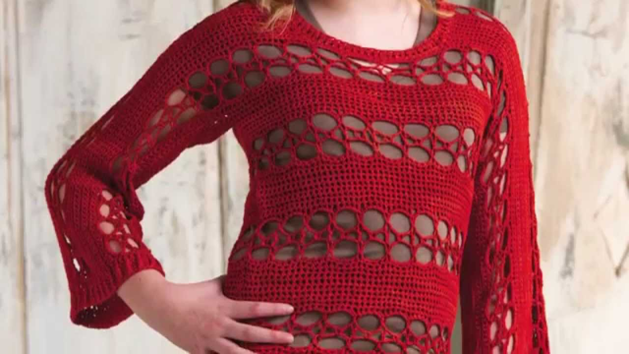 Crochet! Magazines Autumn 2014 Preview & Broomstick Lace Tutorial ...