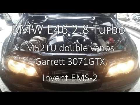 BMW E46 2.8 Turbo M52TU