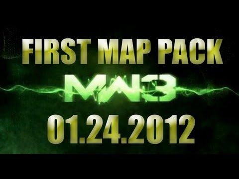 MW3 Map Pack #1: Park (Modern Warfare 3 New DLC)
