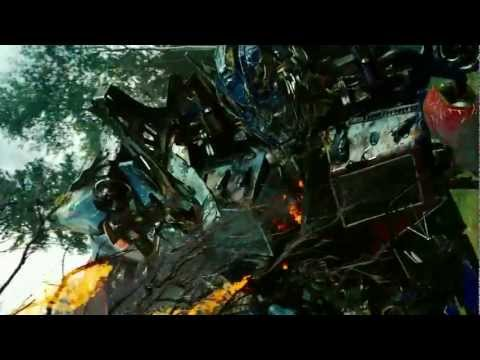 Transformers Revenge Of The Fallen Optimus Prime VS Megatron & Starscream & Grindor