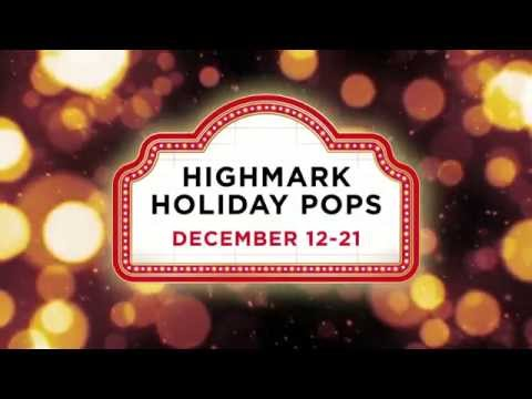 """The Pittsburgh Symphony's """"Highmark Holiday Pops"""" (2014)"""