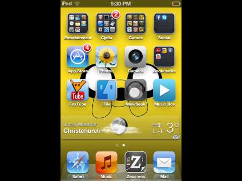 How to transfer your MusicBox music to your iDevice library, easy and free!