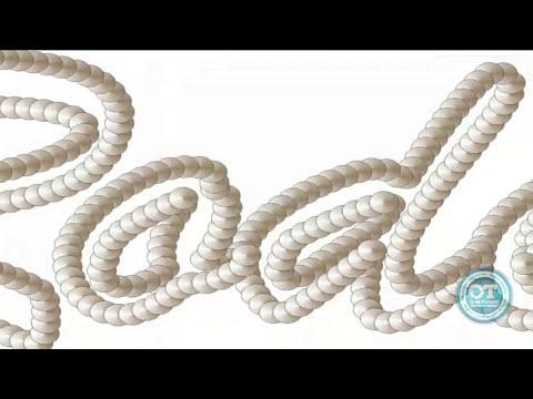 Texto con Efecto Cuerda - Corel Draw X6