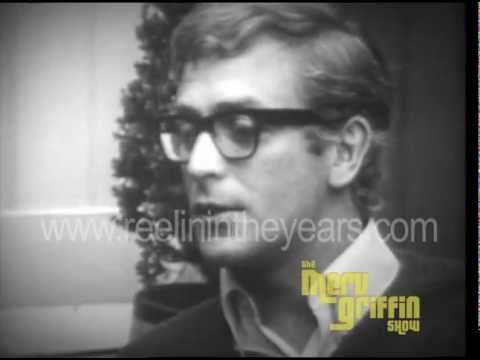 Michael Caine Interview (Merv Griffin Show 1965)