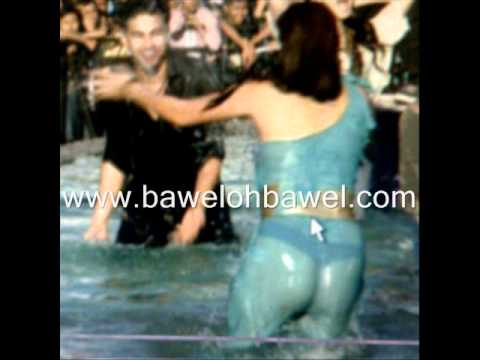 (Ini Dia) Foto Video G-String Olla Ramlan Dahsyat (Bawel Oh Bawel)