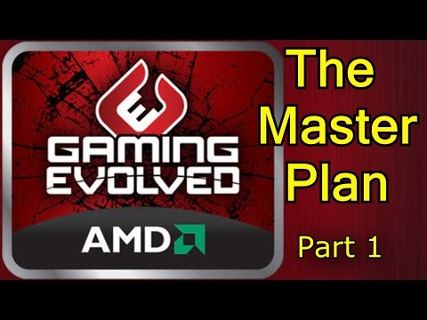 AMD - The Master Plan - Part 1, History