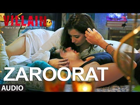 Zaroorat Full Audio Song | Ek Villain | Mithoon | Mustafa Zahid video
