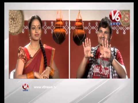 RJ Krish With Teenmaar Racha Ramulamma