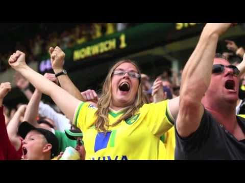 A Typical Norwich City Football Season - Song from @BigGrantHolt