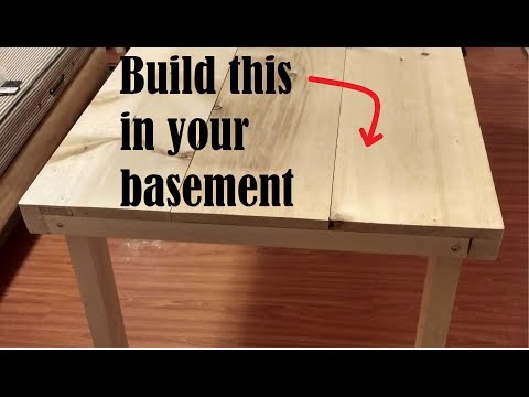 Building a Simple Workbench (Part 1)
