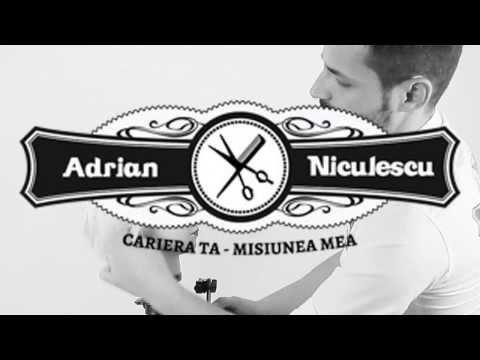 Tunsoare BOB 2014 doar cu Masina de Tuns Adrian Niculescu - tunsoare bob pas cu pas
