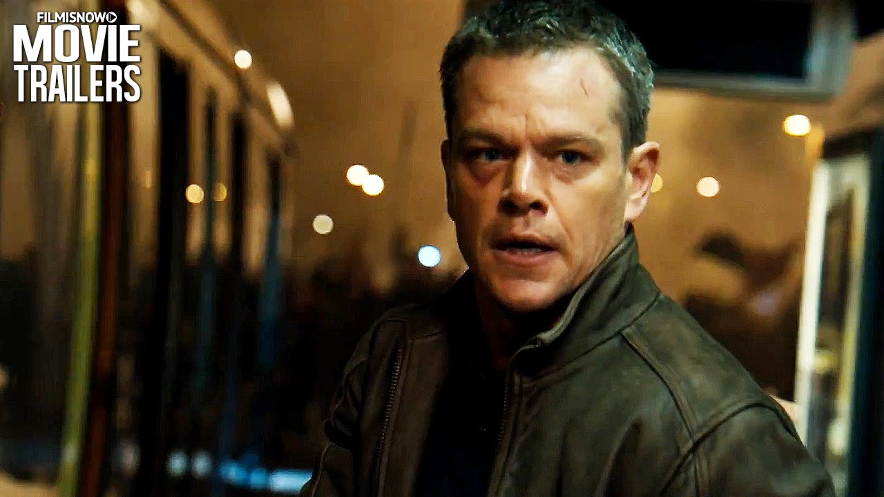 Jason Bourne is Back | Go behind the scenes with Matt Damon [HD]