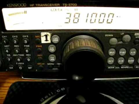 Jamming Heard on 3810Khz - Part 4