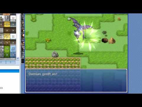 Eigenes Spiel 1 (Anfang) - RPG Maker VX - (Review 4) [ deutsch / german ]