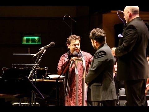 MUSIC OF AR RAHMAN - BBC SSO