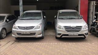 Bán nhanh 2 chiếc Inova 2009-2015 tự động và số sàn | LH 0968831280