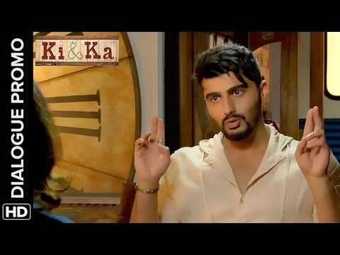 Arjun Explains He Is Still The Man! | Ki & Ka | Dialogue Promo