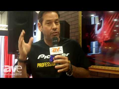 InfoComm 2016: Pioneer Demos PLX-1000 Turntables And DJM 900NXS2 Mixer