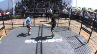 Best Of Panna Knock Out™ 2012 - Matti (NED) - Doest (NED)