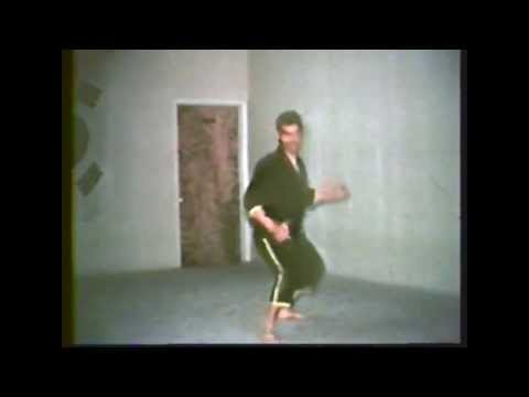 Master Clarence Ewing: Isshinryu Karate Rare Film 1963 Part 1 of 2
